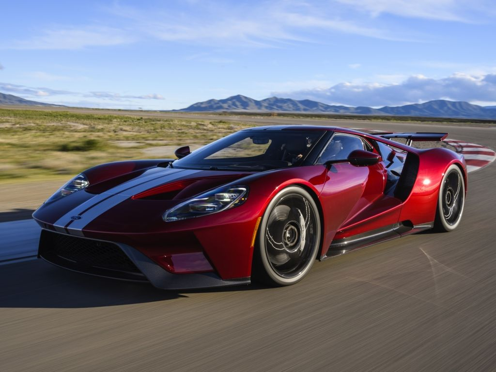 2017 Ford Gt Wallpaper Ford Gt Super Cars Sports Car