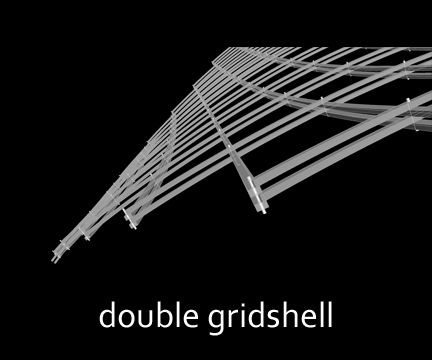 Grasshopper 3d Definition Tutorial Double Gridshell Structure