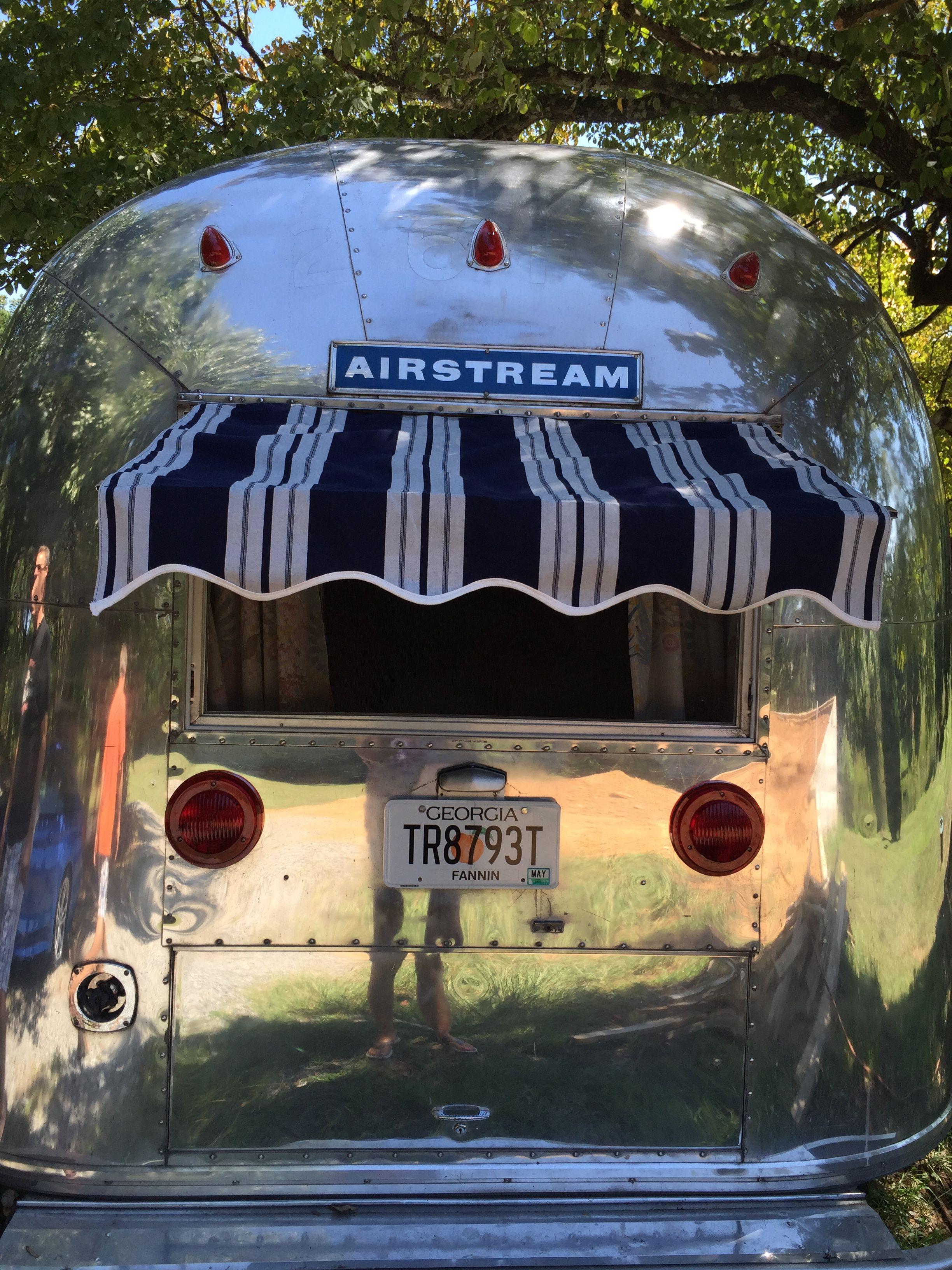 Vintagetrailer Awnings By Kristi Dfoster Bellsouth Net