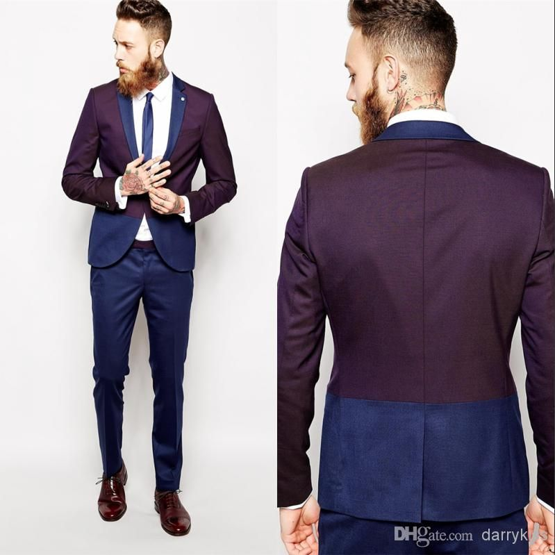 Slim Suit Jacket In Tonic | The suits, Suits and Groom suits