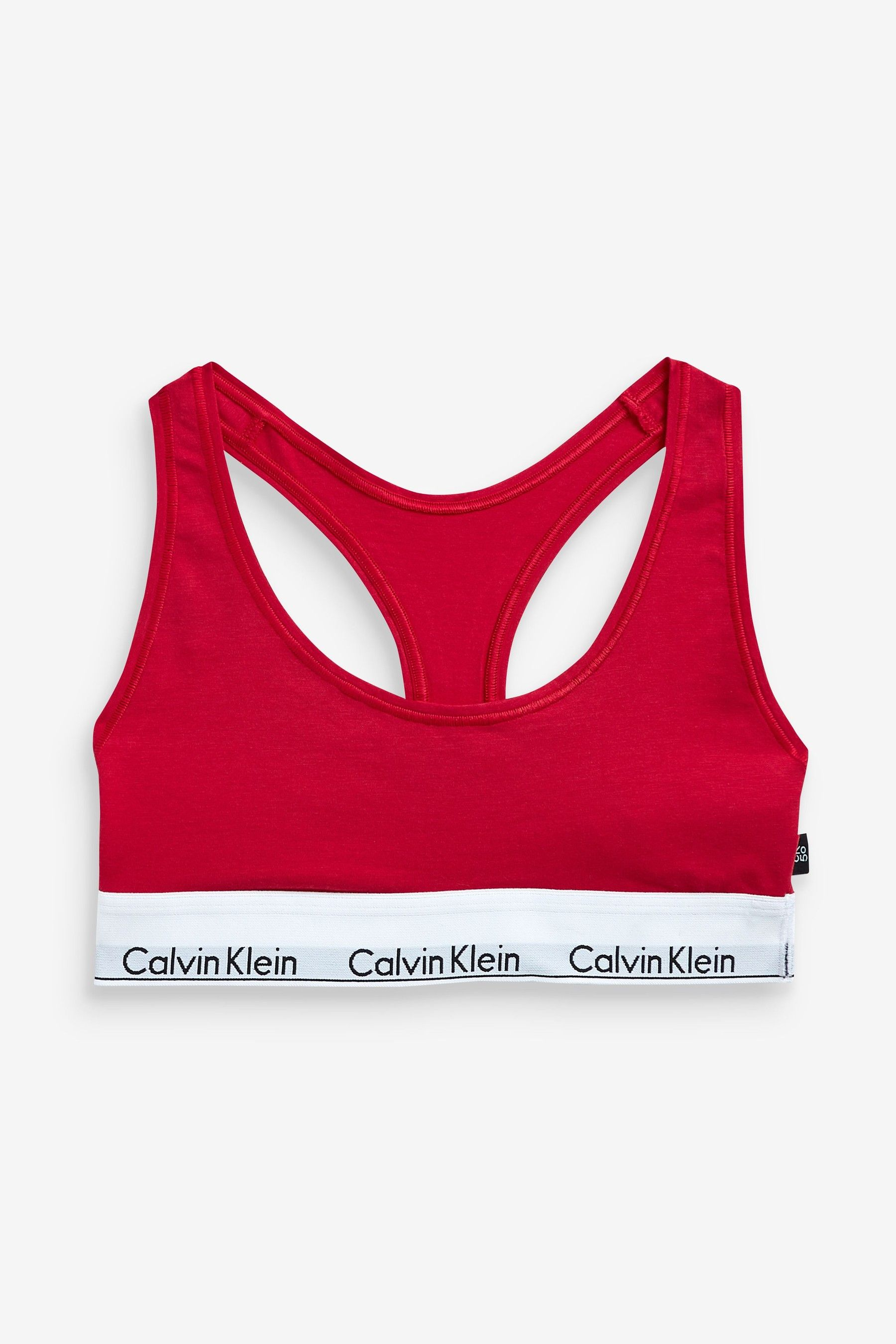 Womens Calvin Klein Red Limited Edition Bralette Red in