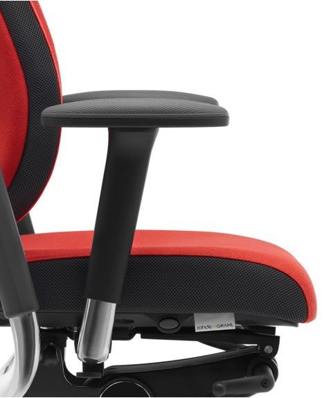 Grahl Duo-Back Chairs | Mattress design, Active sitting, Chair
