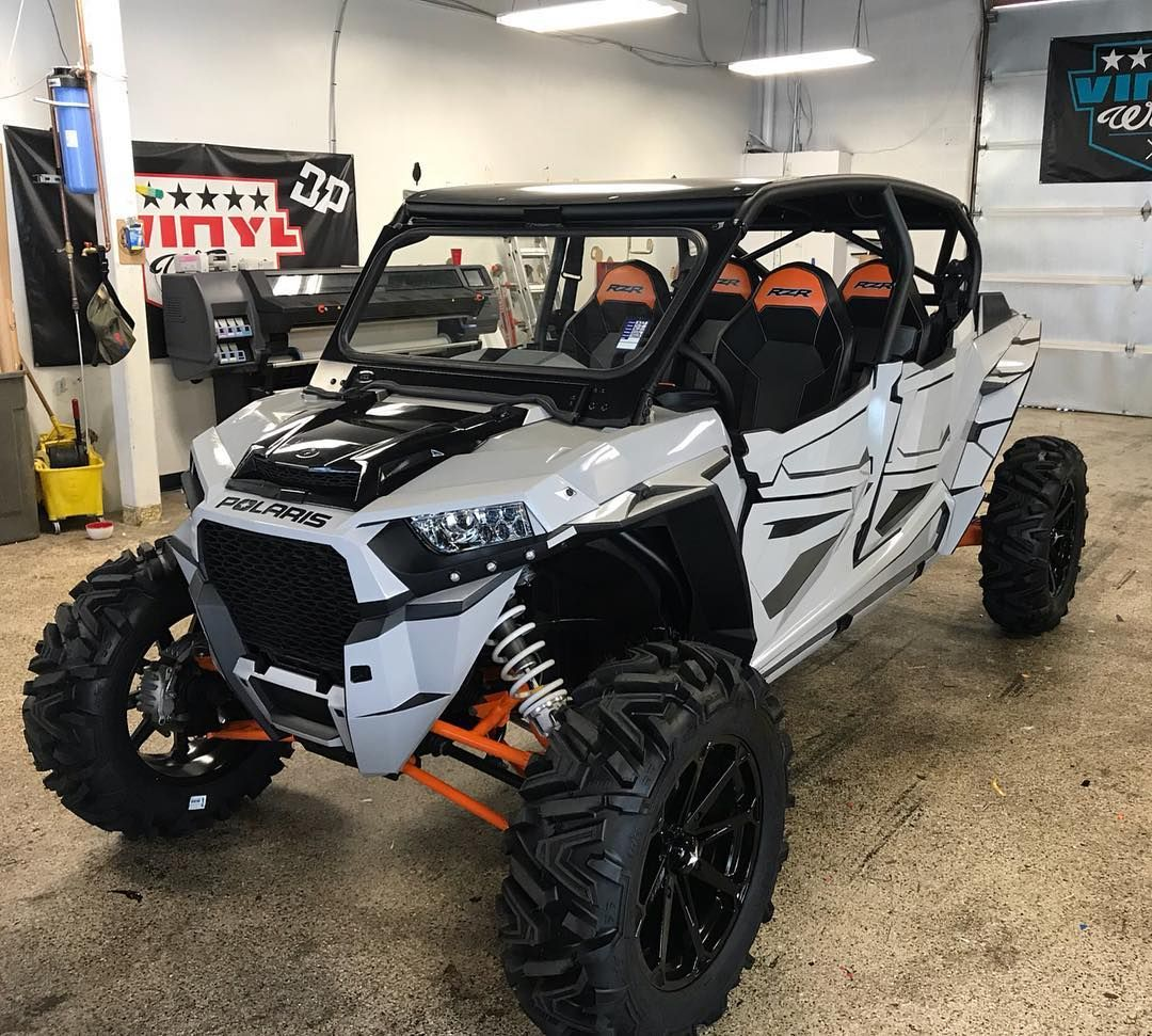 Utvmagazine Vinylwurx I Know We Post A Lot Of Rzr Wraps But Come On Now This One Is Vinylwurx Wrapped Paintisdead Laidnot Rzr Rzr Turbo Polaris Rzr Xp
