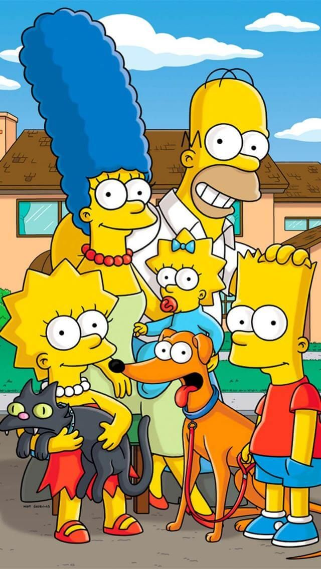 d142316e6efc2d Simpsons Phone Wallpapers Group 640×1136 The Simpsons Phone Wallpapers (30  Wallpapers)
