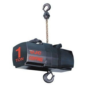 Elec Chain Hoist 1 2t 32fpm 208v By Coffing 4792 47 Electric Chain Hoist Single Speed Capacity 1 2 Ton Lift 60 Ft Lift Speed 32 Fpm Motor Hp 1 Volt