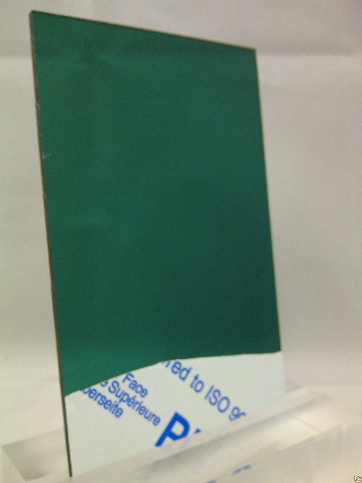 Perspex Acrylic Sheet Tinted Green 6600 Cast 3mm A4 Translucent Panel Material Perspex Sheet Acrylic Sheets Colour Tint