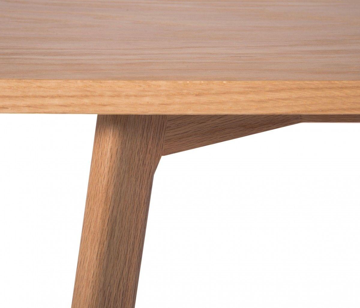 Mesa Rectangular Hábito con 2 Bancas - Natural - Comedor para 4 - Mesas - Muebles