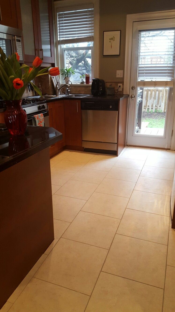 Armstrong Kitchen Flooring Armstrong Alterna White Multistone Kitchenfloor Tile Homereno