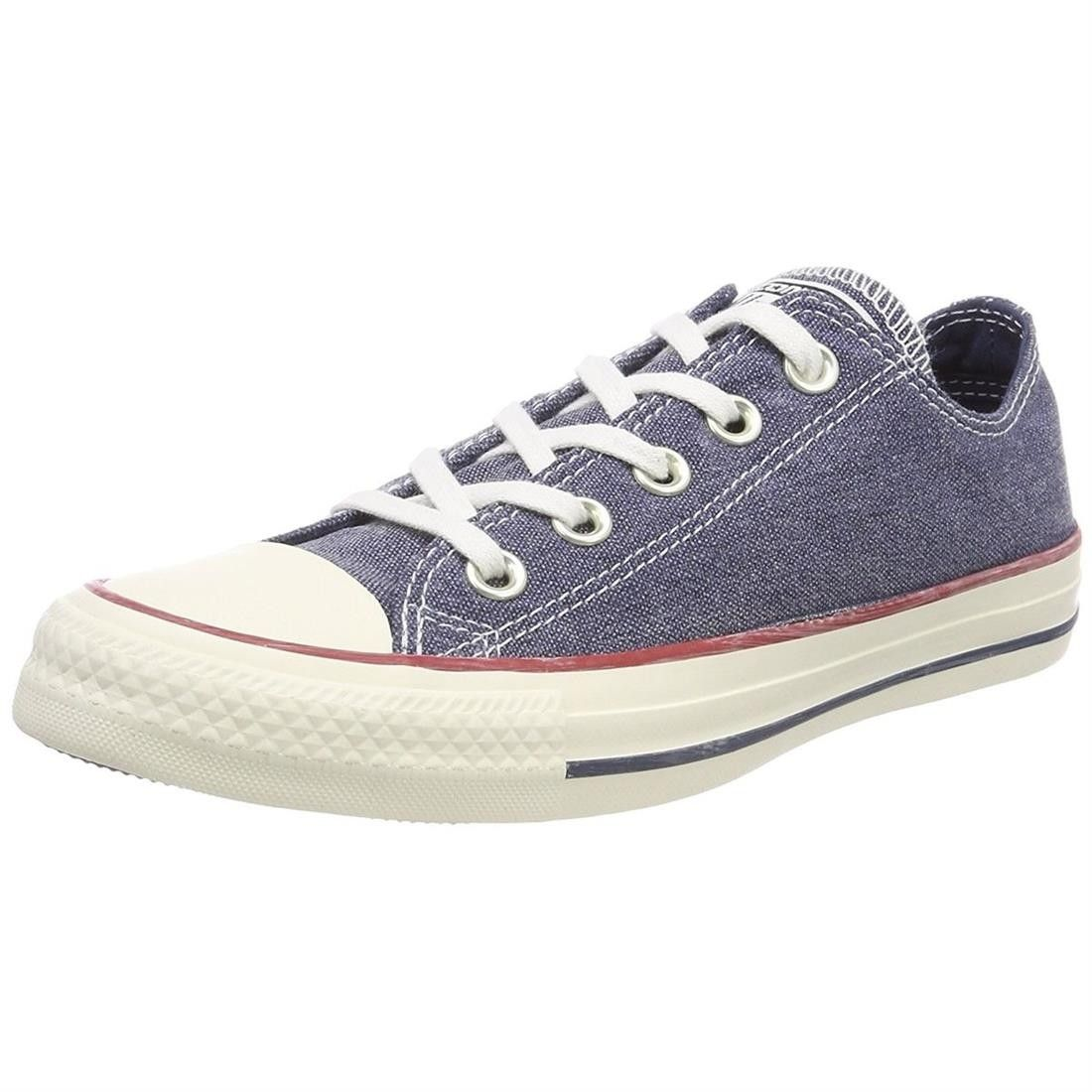 new arrivals 59afd ad9b8 Baskets mixte adultes converse all star ox f