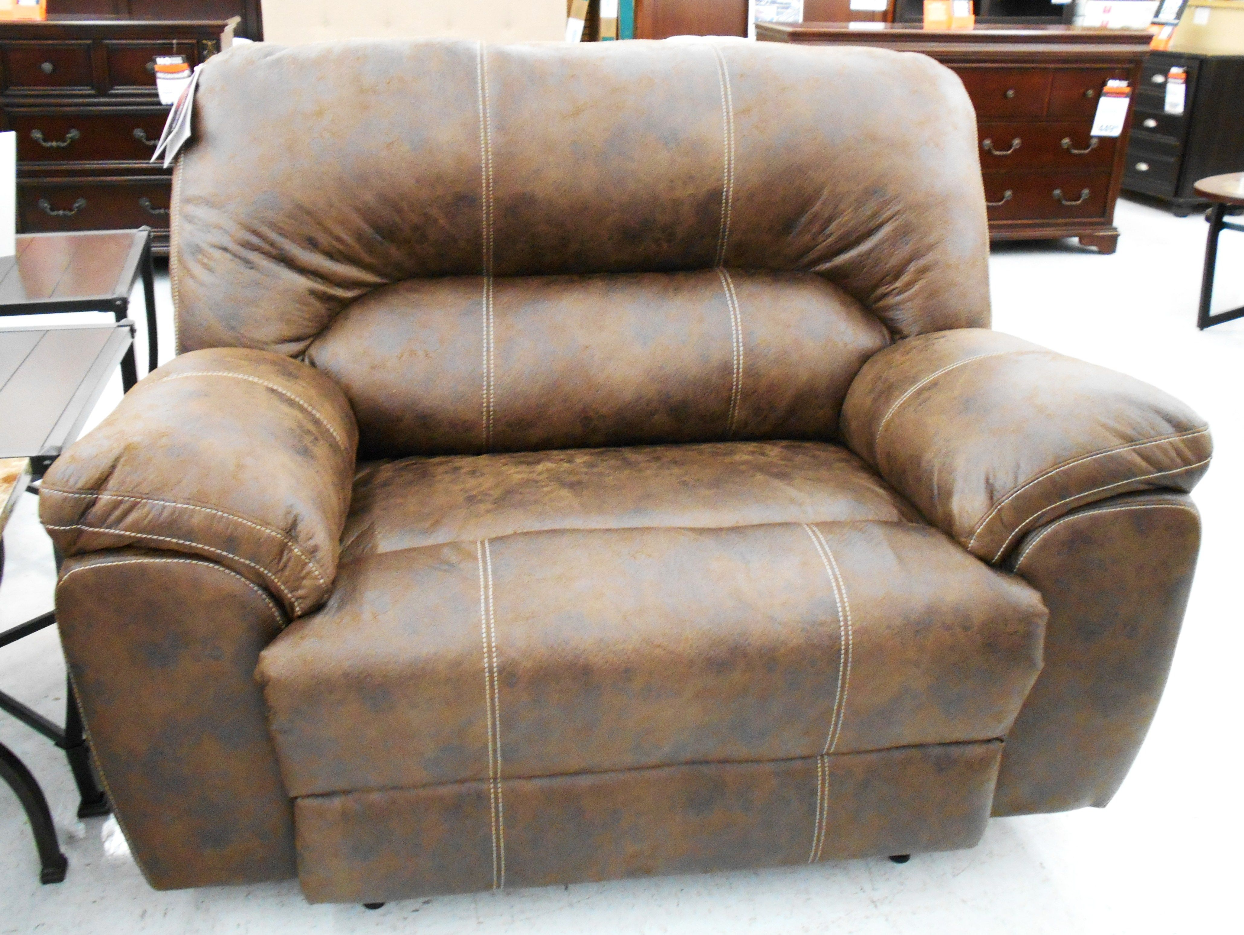 Stratolounger Stallion Snuggle Up Recliner $399.99 from Big Lots ...