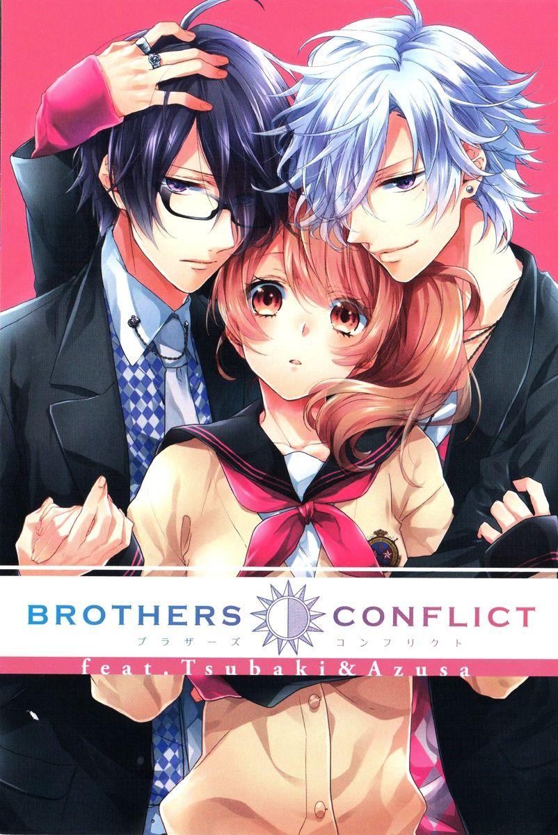 Brothers Conflict feat Azusa e Tsubaki