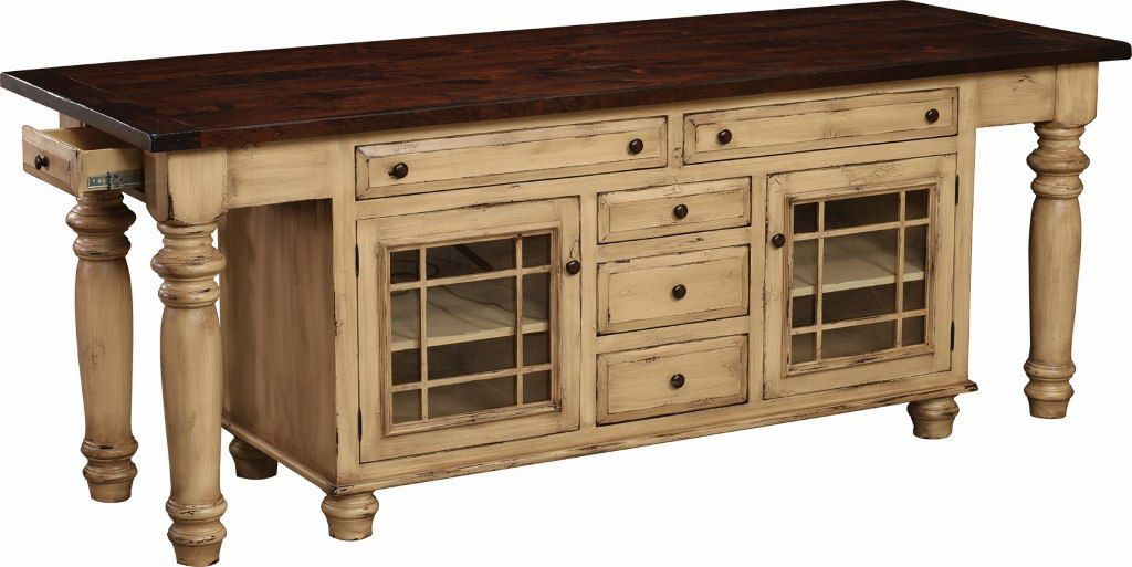 Wood Kitchen Island Solid Wood Kitchens Furniture