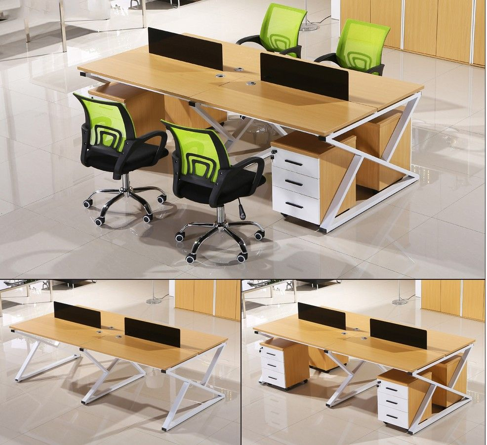 Cheap Price Factory Direct Modern Commercial Furniture 4 Person