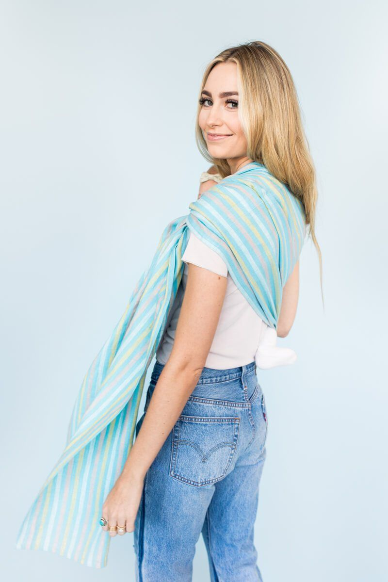 f67e5a3533b Iiwi - Chambray - WildBird WANT  Silver Rings Ring Sling