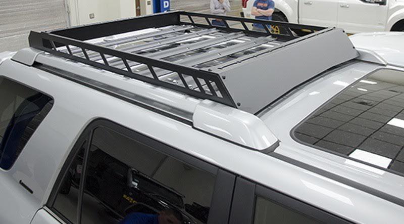 Modular Aluminum 4runner Roof Rack 4runner Roof Rack Truck Roof Rack