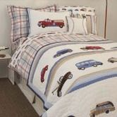 Found it at Wayfair - Cars and Trucks Quilt