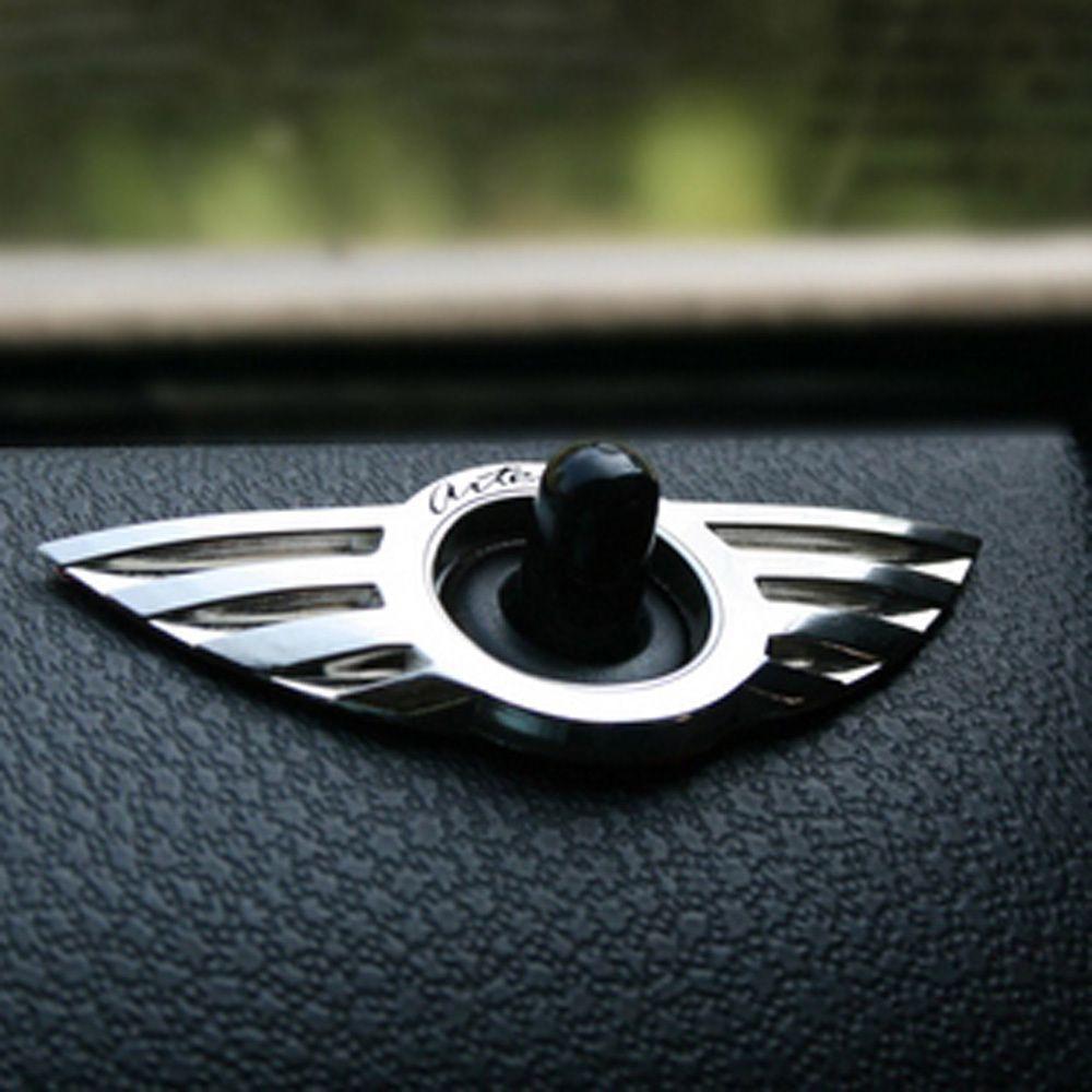 Mini One Zubehör : g nstige metall auto styling abzeichen emblem fl gel aufkleber deko zubeh r f r bmw mini cooper ~ Aude.kayakingforconservation.com Haus und Dekorationen