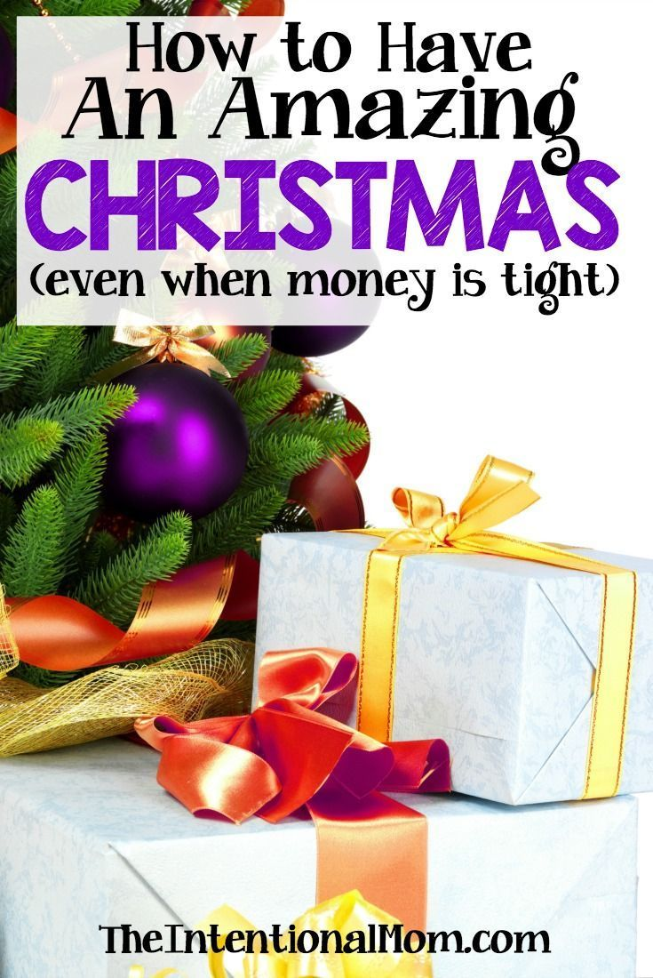How to Have a Magical Christmas When You Have No Money | Money ...