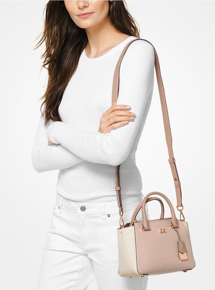 Nolita Mini Color-Block Leather Crossbody preview3   Fashion ... 6d152a2f58