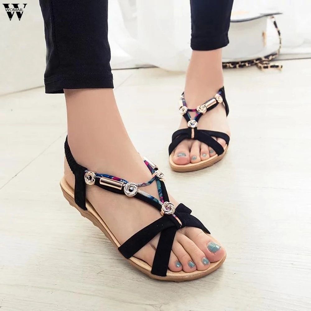 2020 Casual Shoes Woman Large Size Sandals For Teenage Girls 0y1vX