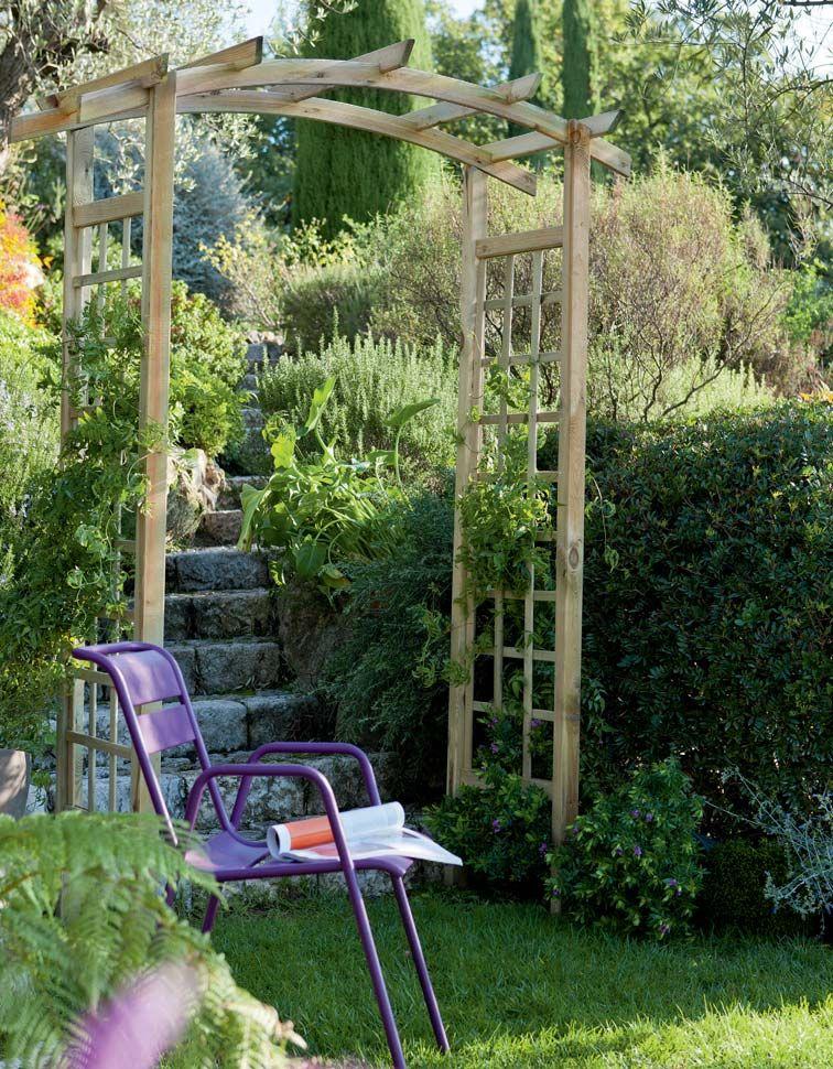 Terrazza in giardino | Vivere all\'aria aperta | Pinterest | Gardens