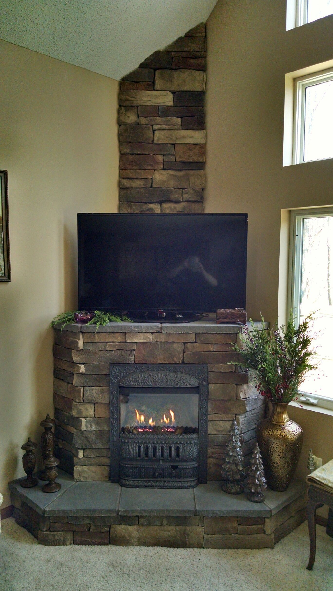 Most Current Cost Free How To Build A Corner Fireplace Style Part Fire Places Supply Myriad Good Artificial Fireplace Corner Brick Fireplaces Corner Fireplace
