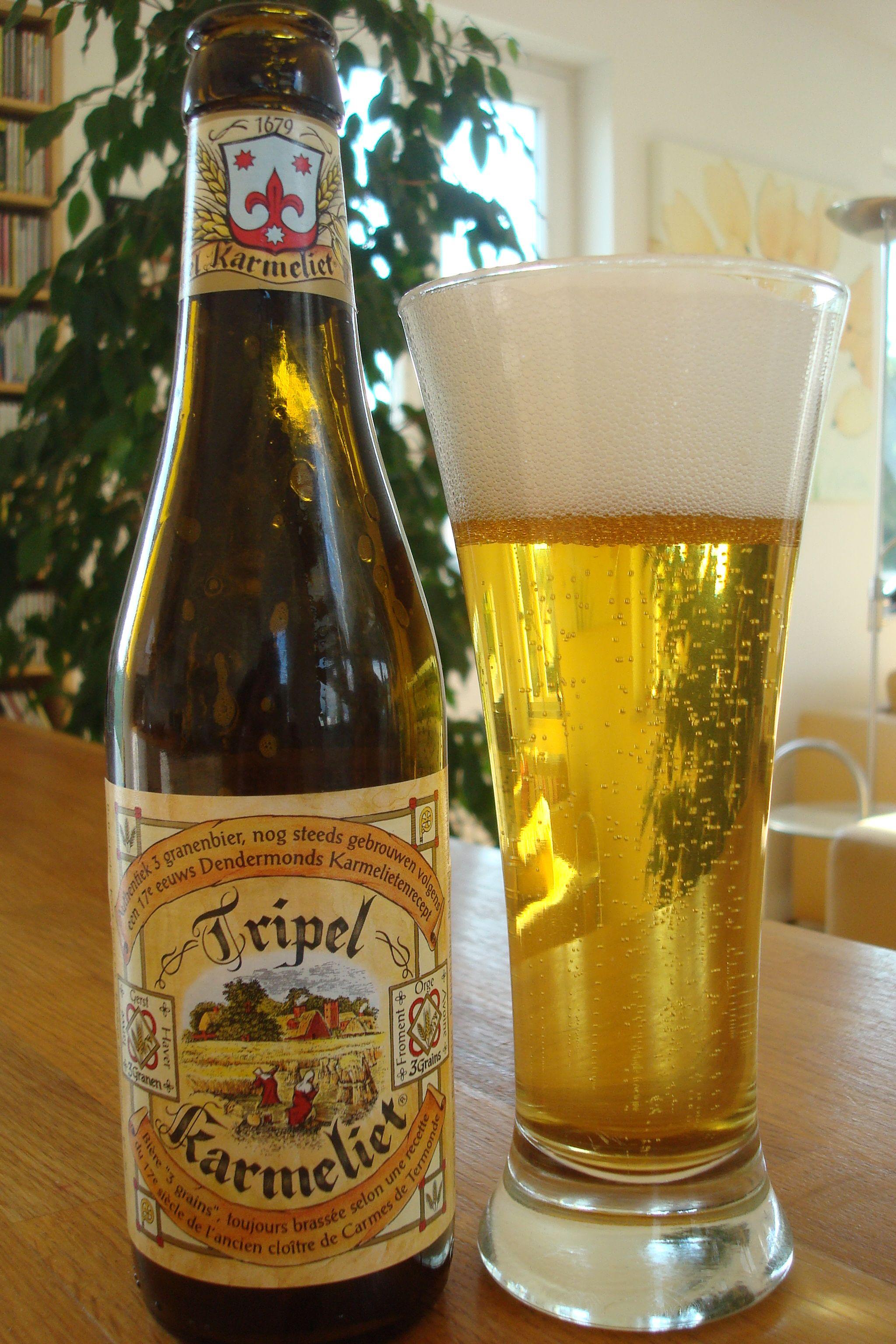 Belgian Tripel   Lazy Magnolia Brewery