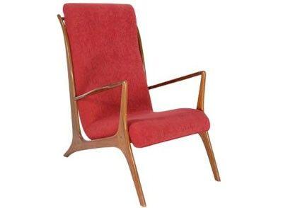 John Graz Poltrona, Móveis para sala de estar, Industria