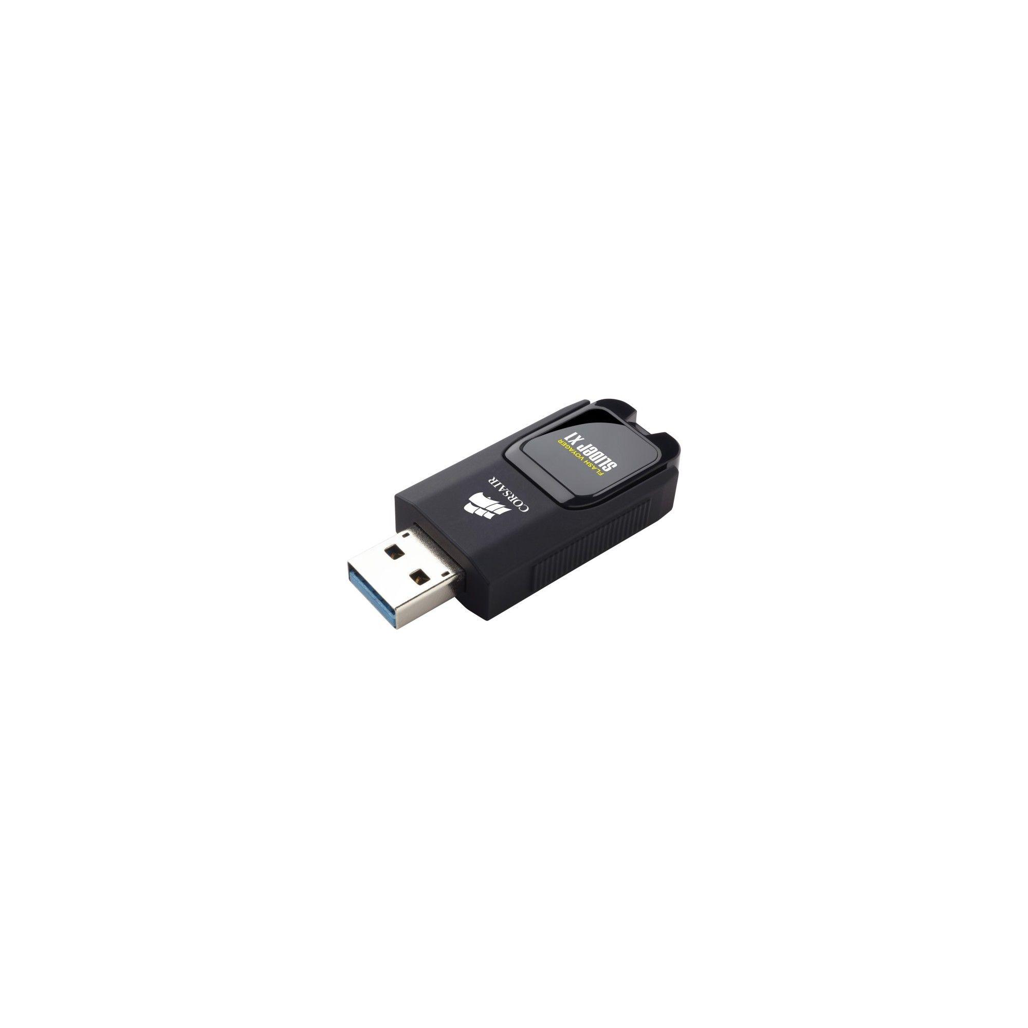 Corsair Flash Voyager Slider X1 64GB USB 3.0 Flash Drive
