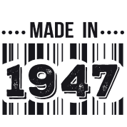 Made in 1947 | T-shirt Homme