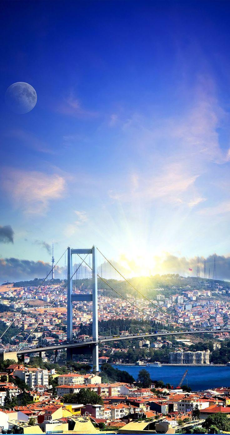 Bosphorus Bridge,Turkey | TOP 10 Most Amazing Bridges Around the World