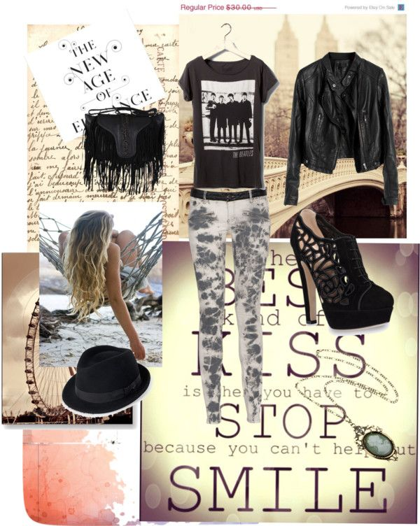"""Dauntless Attire (:"" by catmariesposato ❤ liked on Polyvore"