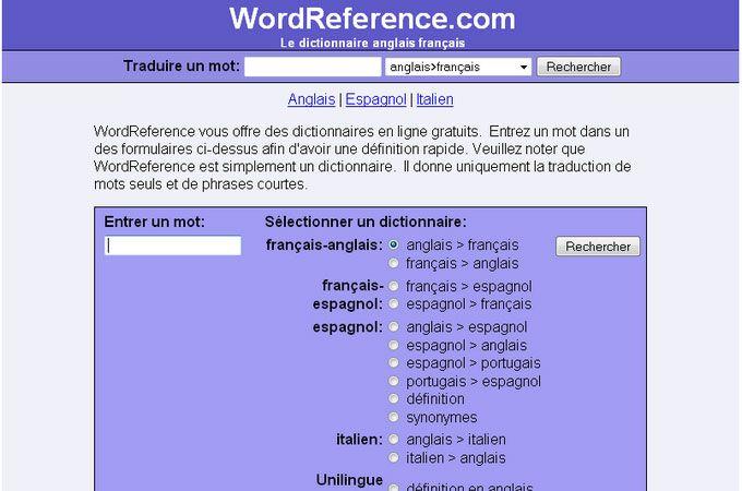 Dictionnaire en ligne httpwordreference i teach i dictionnaire en ligne httpwordreference negle Choice Image