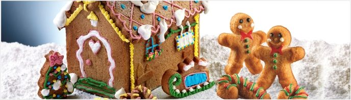 In der Weihnachtsbäckerei... / Christmas Baking