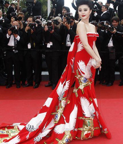 Robe soiree japonaise