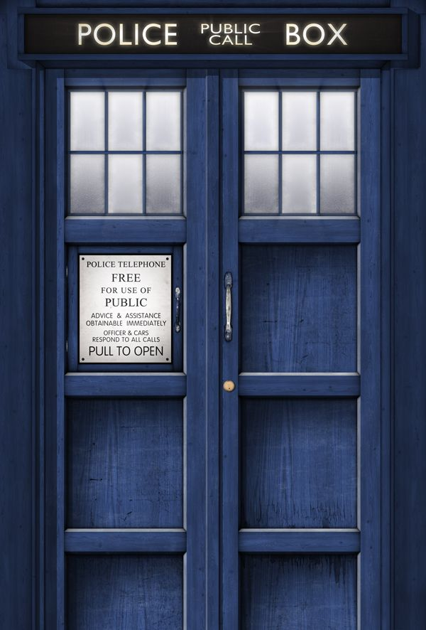 The tardis iPhone HD wallpaper Pictures I Like Pinterest Tardis