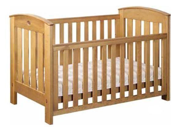 Boori Country Collection Classic Crib In Heritage Teak C