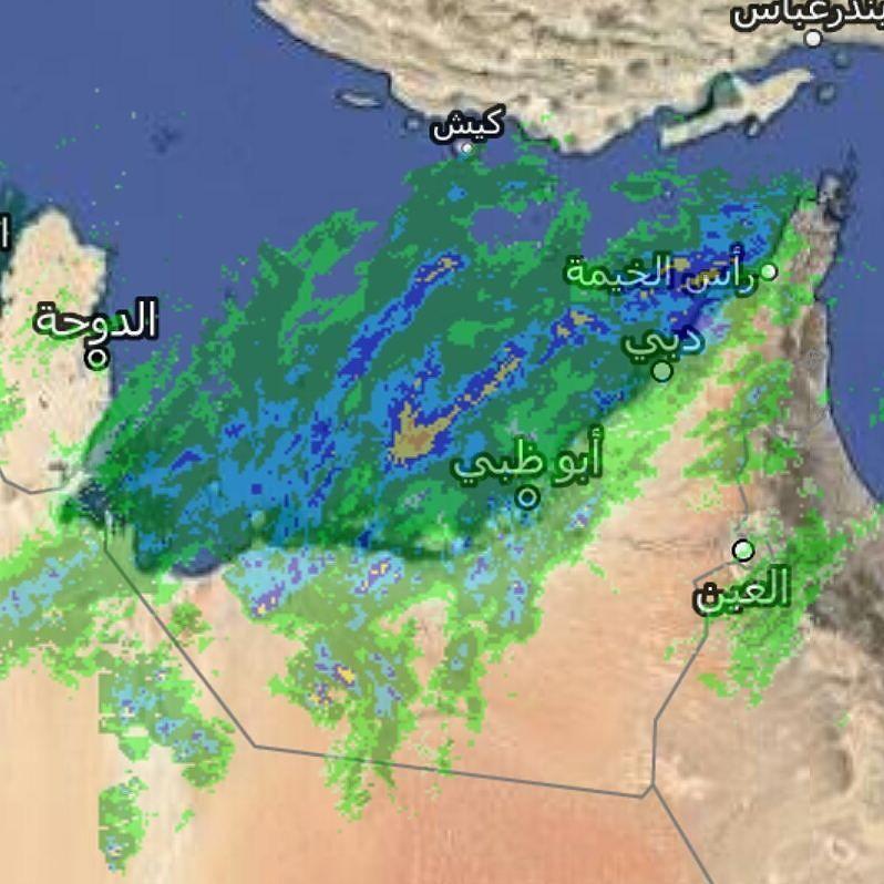 شبكة أجواء السحب و الخلايا الماطرة التي يرصدها رادار غيث الان على الامارات سلطنة عمان الخليج العربي قطر السعودية Instagram Posts Instagram Photo