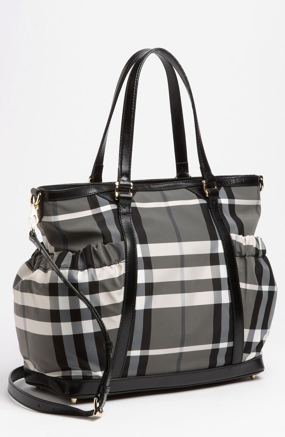 baby bag burberry