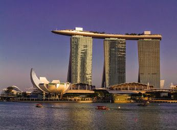 Marina Bay Sands, Singaporehttp://georgiapapadon.com/