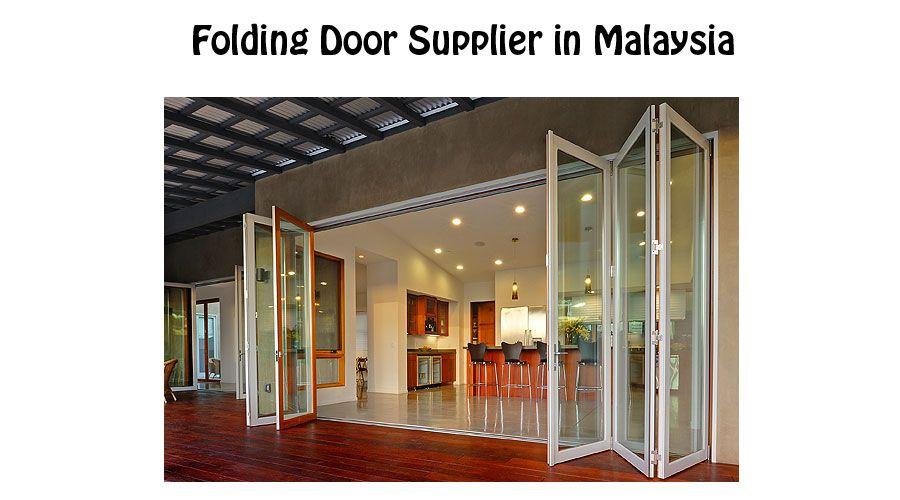 Folding Door | Stuff to buy | Pinterest | Doors