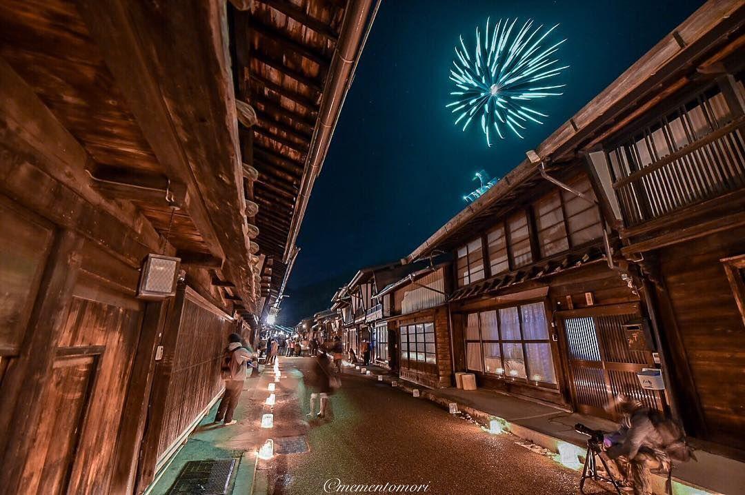 厳選 長野のインスタ映え フォトジェニックスポット10選 Colorful Instagram インスタグラムをもっと楽しく 奈良井宿 長野 街並み