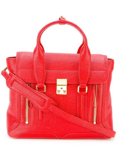 3.1 PHILLIP LIM . #3.1philliplim #bags #shoulder bags #hand bags #leather #satchel #