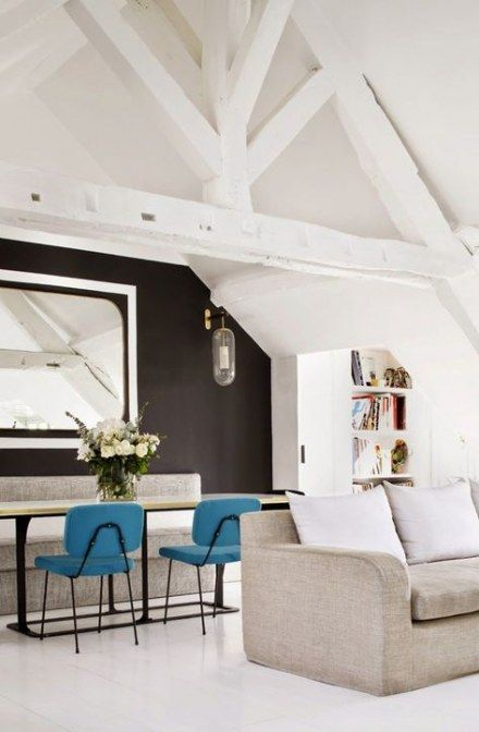 Best 25 Best Ideas For Open Stairs To Attic Living Rooms 640 x 480