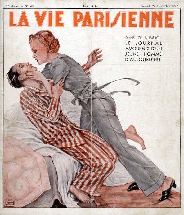 Pin On La Vie Parisienne