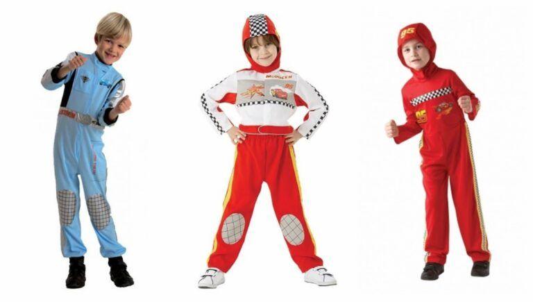 9fbf01159969 Cars kostume til børn - Alletiders Disney