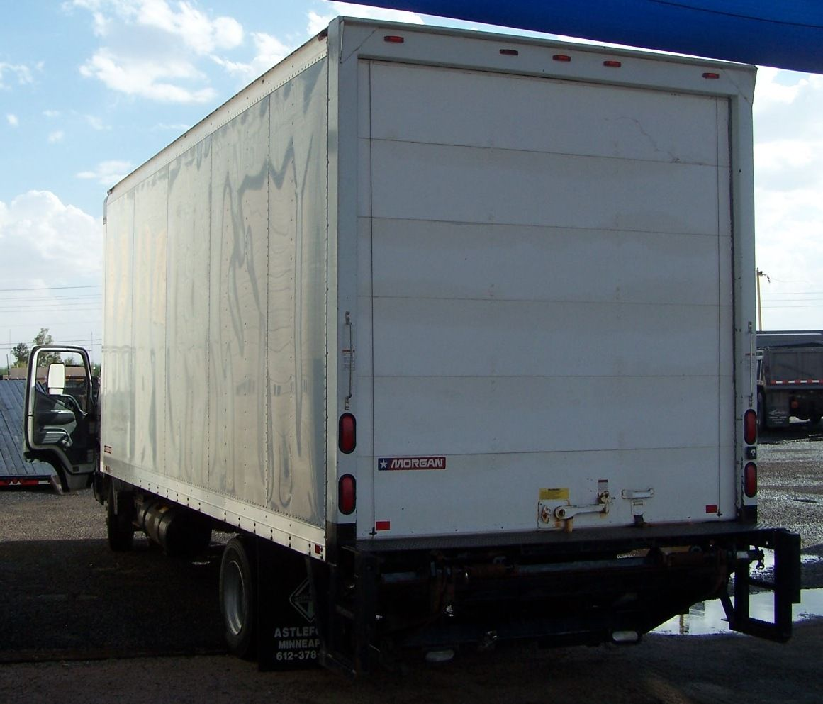 Pin on 2013 Mitsubishi Fuso FE180 Box Truck For Sale In