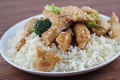 Low fat chinese chicken garlic sauce i added sliced fresh red chicken in garlic sauce recipe forumfinder Gallery