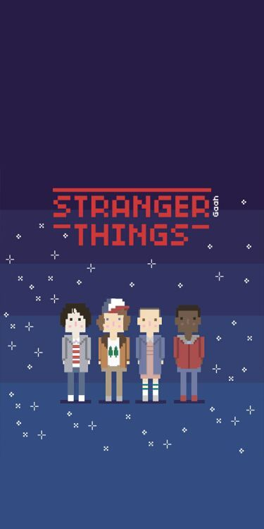 "Fotos,Memes y Mileven ""Stranger Things"" Disegni di"