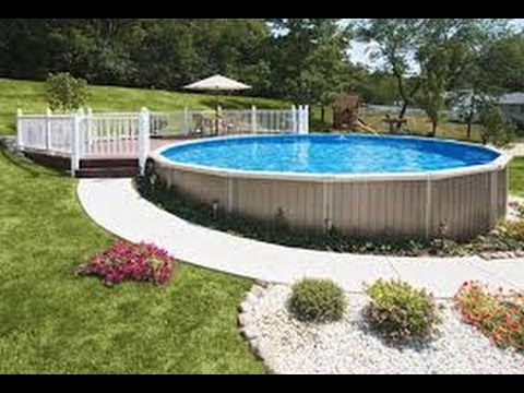 Best Permanent Above Ground Pools Of 2020 Reviews In 2020 Best Above Ground Pool Building A Pool Above Ground Swimming Pools
